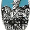 "Distintivo Conge ""Fulmineo come..."""