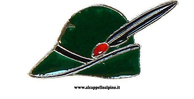Cappello Alpino Smaltato