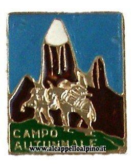 Campo Autunnale Mulo
