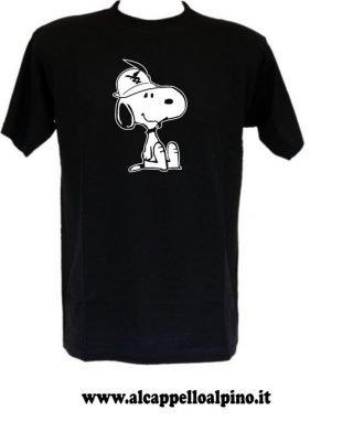 Snoopy Alpino Seduto