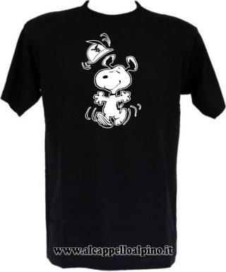 Snoopy Alpino Saltellante