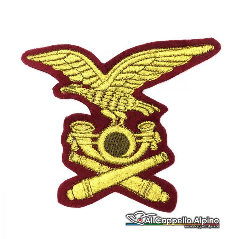 Fralp0121 Fregio Artiglieria Alpina Da Comandante
