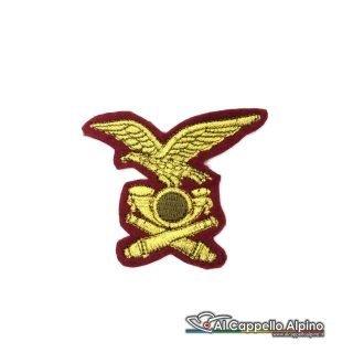 Frnor0121 Fregio Artiglieria Alpina Da Comandante