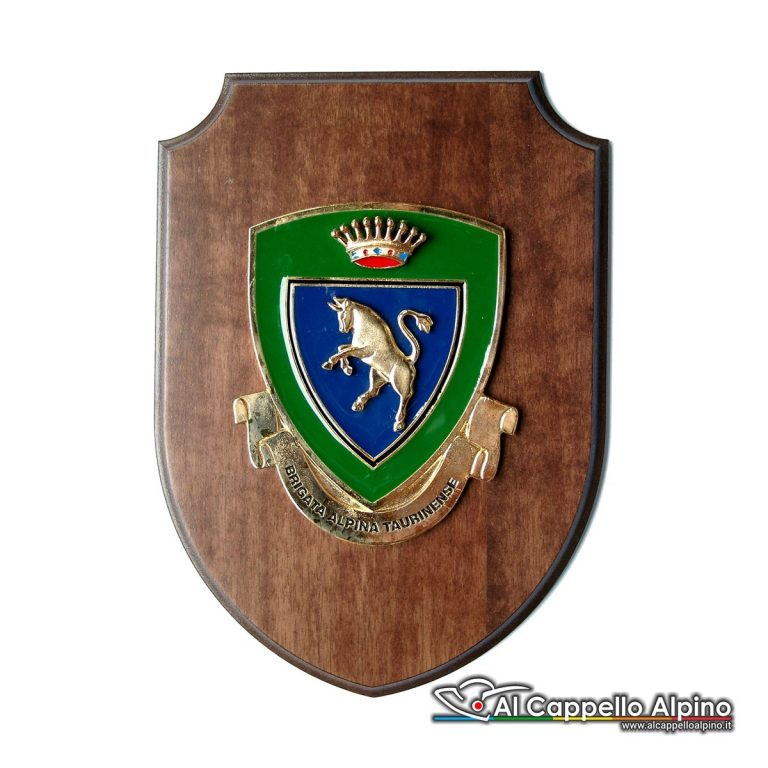 Cresa0092 Crest Brigata Alpina Taurinense