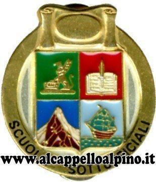 Scuola sottufficiali Cuneo oro