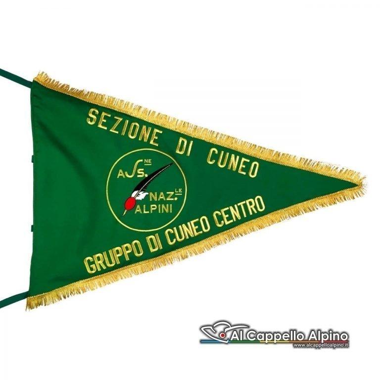 Gagliardetto Associazione Nazionale Alpini Fronte