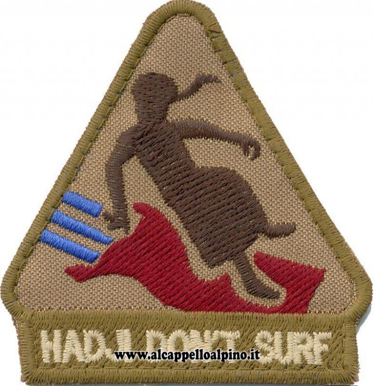 Hadji don't surf