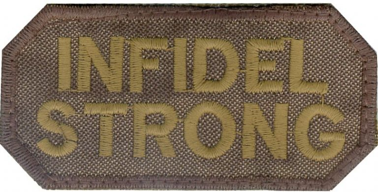 Infidel strong