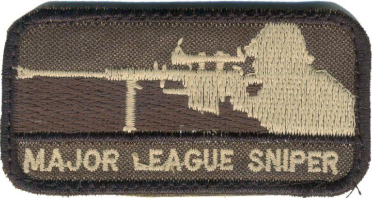 Major League Sniper