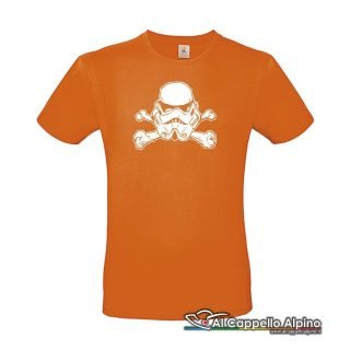 Acts0156 T Shirt Jolly Troopers Arancione
