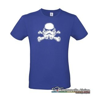 Acts0156 T Shirt Jolly Troopers Blu