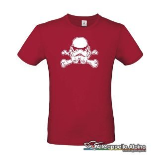 Acts0156 T Shirt Jolly Troopers Bordeaux