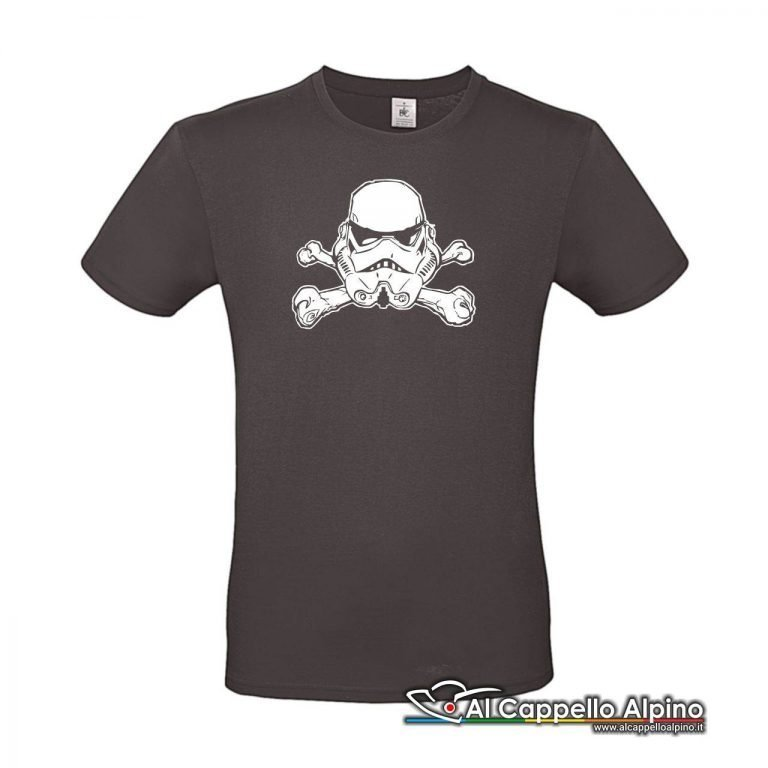 Acts0156 T Shirt Jolly Troopers Marrone