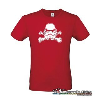 Acts0156 T Shirt Jolly Troopers Rosso