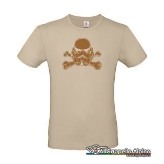 Acts0156 T Shirt Jolly Troopers Sabbia