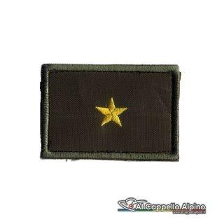 Grei0018 Grado Sottotenente Esercito Italiano Scratch Od Alta Visibilita