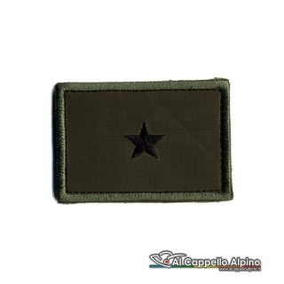 Grei0018 Grado Sottotenente Esercito Italiano Scratch Od Bassa Visibilita