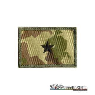Grei0018 Grado Sottotenente Esercito Italiano Scratch Vegetato Bassa Visibilita