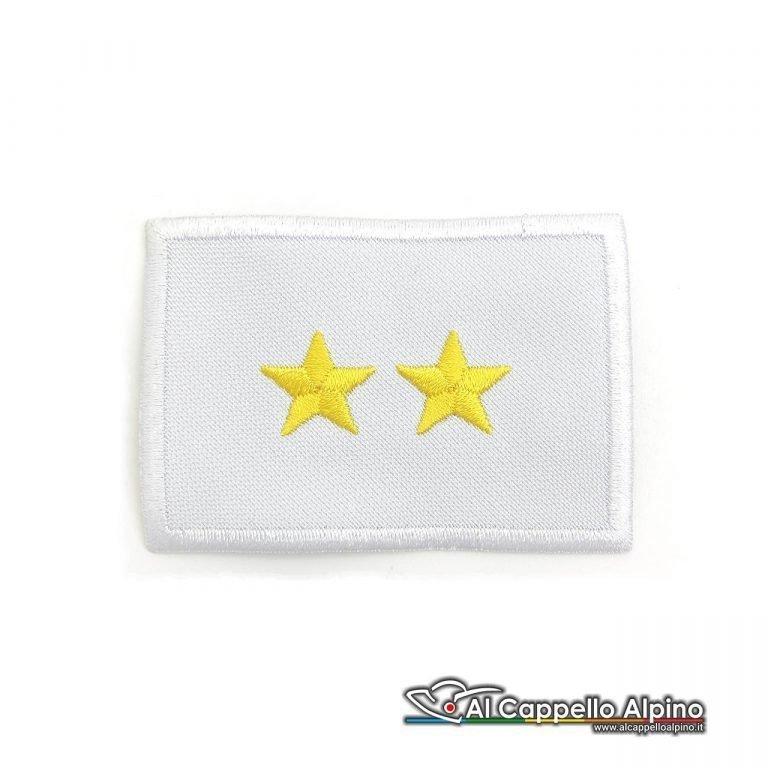 Grei0019 Grado Tenente Esercito Italiano Scratch Bianco Alta Visibilita