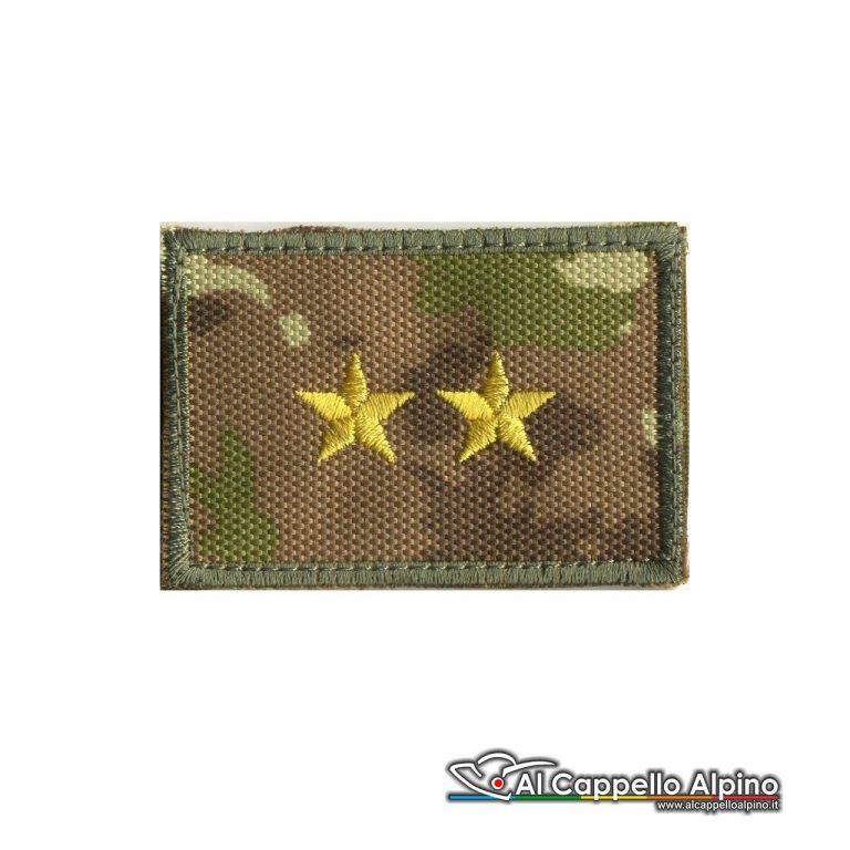 Grei0019 Grado Tenente Esercito Italiano Scratch Vegetato Alta Visibilita