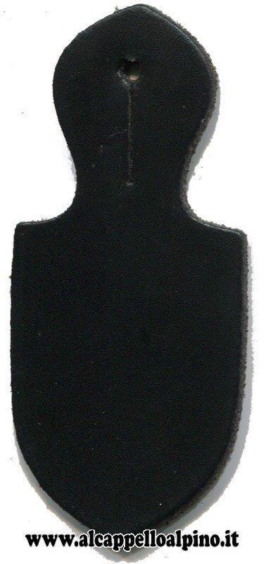 Goccia portadistintivo nera