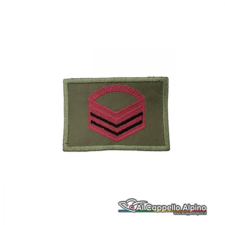 Grado Caporal Maggiore Capo Esercito Italiano Scratch Od Bassa Visibilita