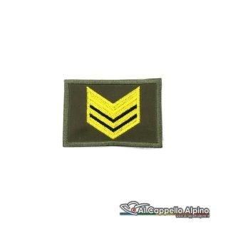 Grado Sergente Maggiore Esercito Italiano Scratch Od Alta Visibilita