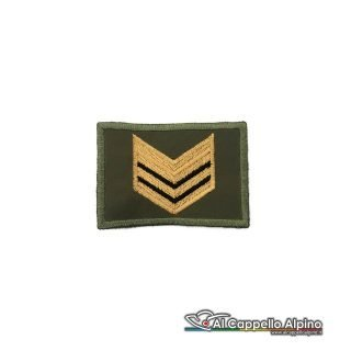 Grado Sergente Maggiore Esercito Italiano Scratch Od Bassa Visibilita