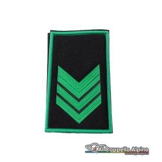 Lop0001 Gradi Tubolari Guardia Giurata Appuntato