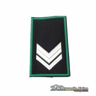 Lop0001 Gradi Tubolari Guardia Giurata Maresciallo Vice Brigadiere
