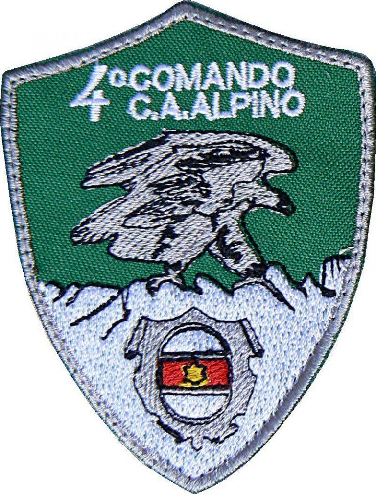 Toppa 4 Comando C.A. Alpino
