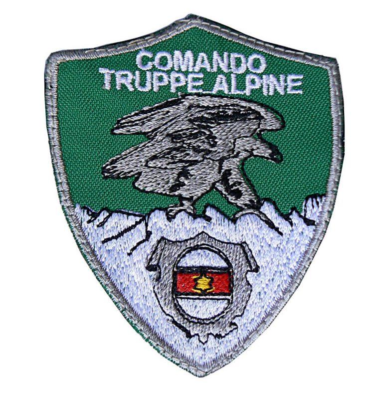 Toppa Comando C.A. Alpino