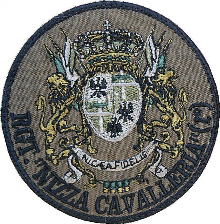 Toppa Rgt Nizza Cavalleria