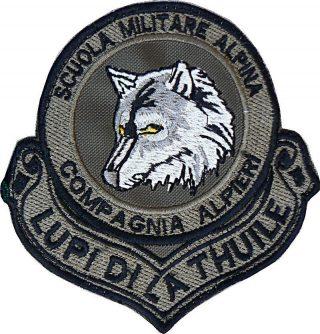 Toppa I lupi di La Thuile