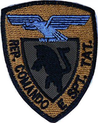 Toppa Reparto Comando e supporto tattico taurinense piccola