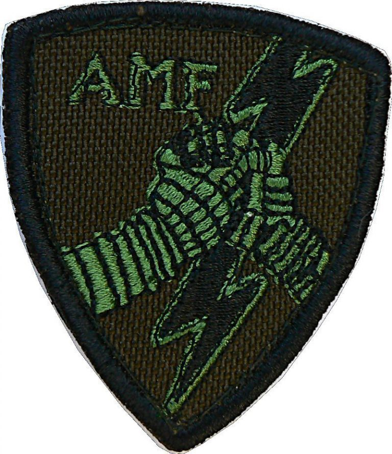 Toppa AMF bassa visibilità