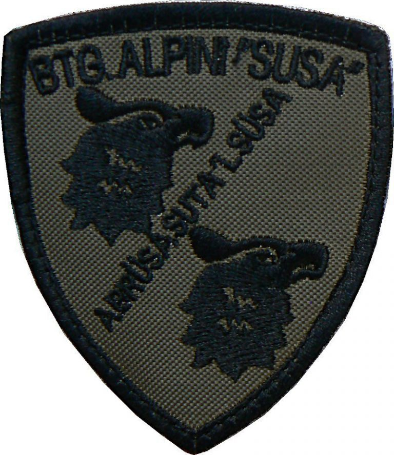 Toppa Btg Susa