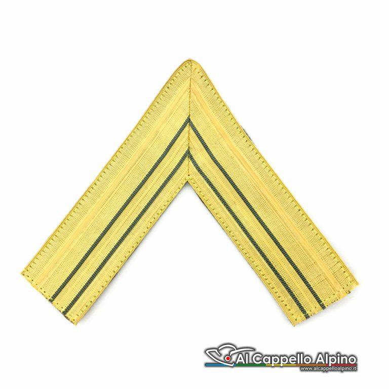 Gres0114 Gallone Tenente Colonnello Cappello Alpino