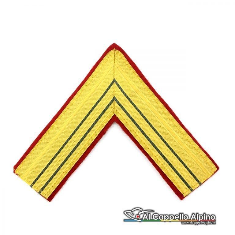 Gres0115 Gallone Tenente Colonnello Comandante Cappello Alpino