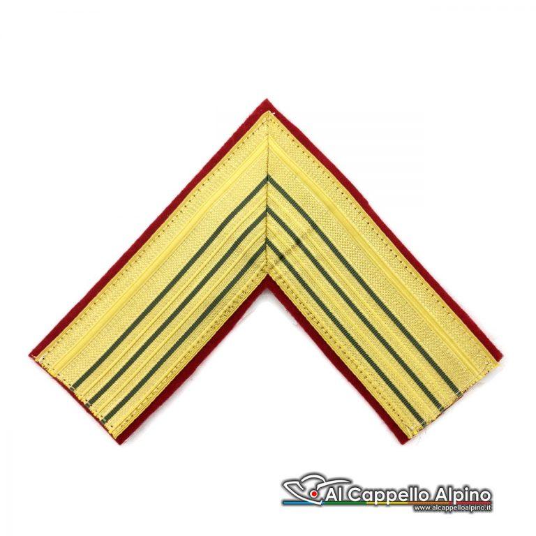 Gres0117 Gallone Colonnello Comandante Cappello Alpino