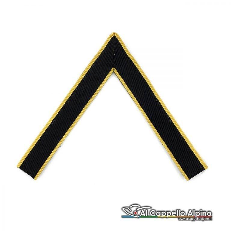 Aut0033 Gallone Sergente Cappello Alpino