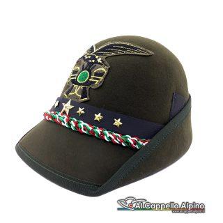 Cca0053 Cappello Alpino Da Congedante