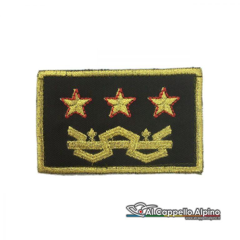 Rgrvf0039 Grado Vigile Del Fuoco Dirigente Generale Capo Del Corpo 8x5