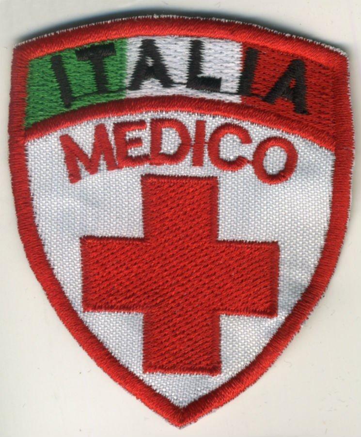 Toppa specialità Ufficiale Medico