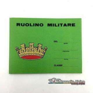 Naja0002 Ruolino Militare