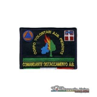 Graib0005 Comandante Distaccamento