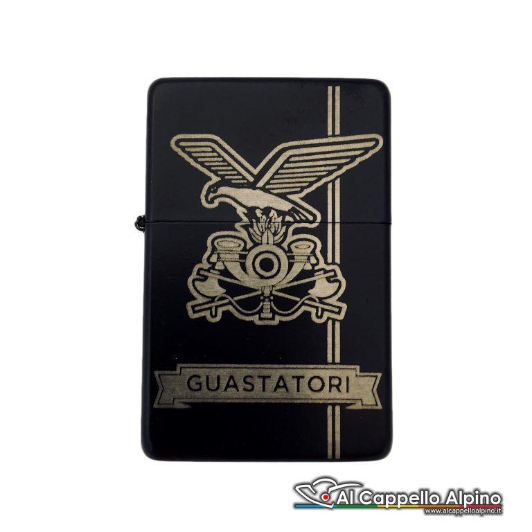Acacn Pers3755 Guast Accendino Personalizzato Tipo Zippo Guastatori Chiuso
