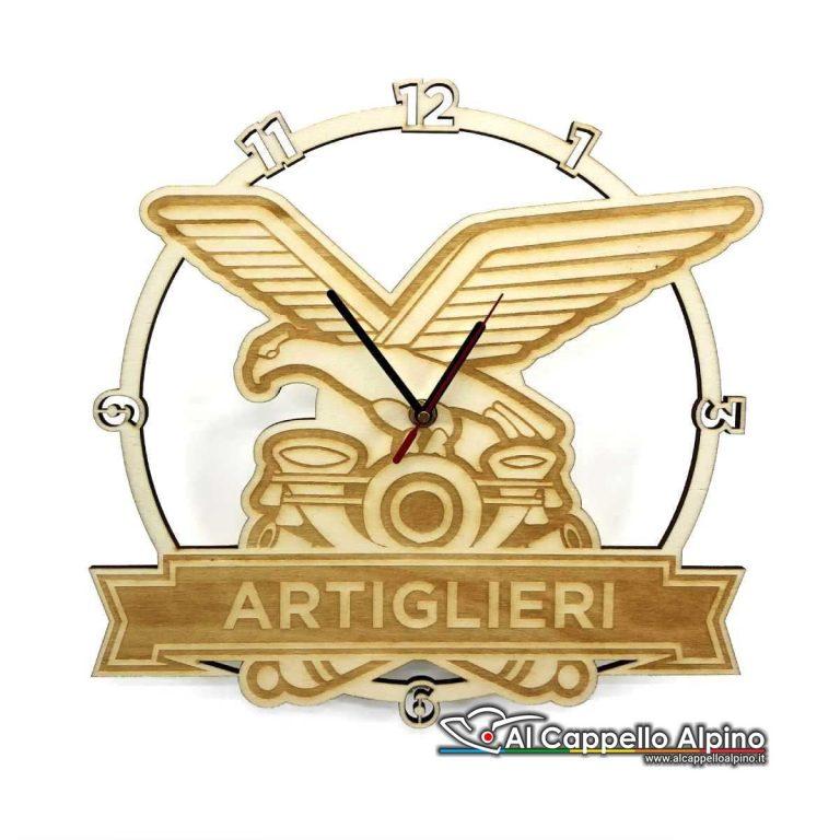 Orologio Da Parete Personalizzato Artiglieri