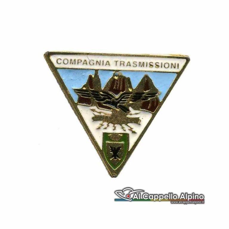 Cp. Trasmissioni - Tridentina-0