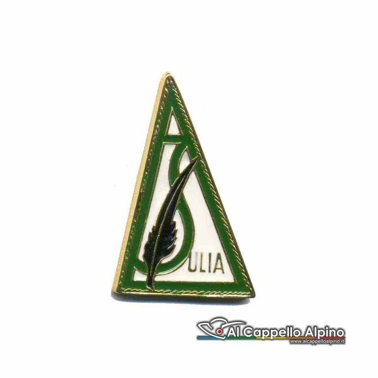 """Comando della Brigata Alpina """"Julia"""" 1949 (cordonato)"""